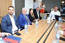 Руководство Рудника угља упознало представнике Владе са затеченим стањем у компанији и планираним активностима